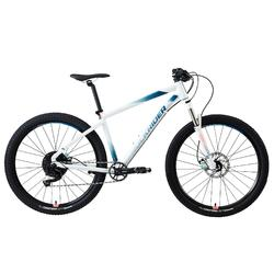"MTB rockrider ST 900 27,5"" Rockshox Silver, SRAM 1x11-speed mountainbike dames"