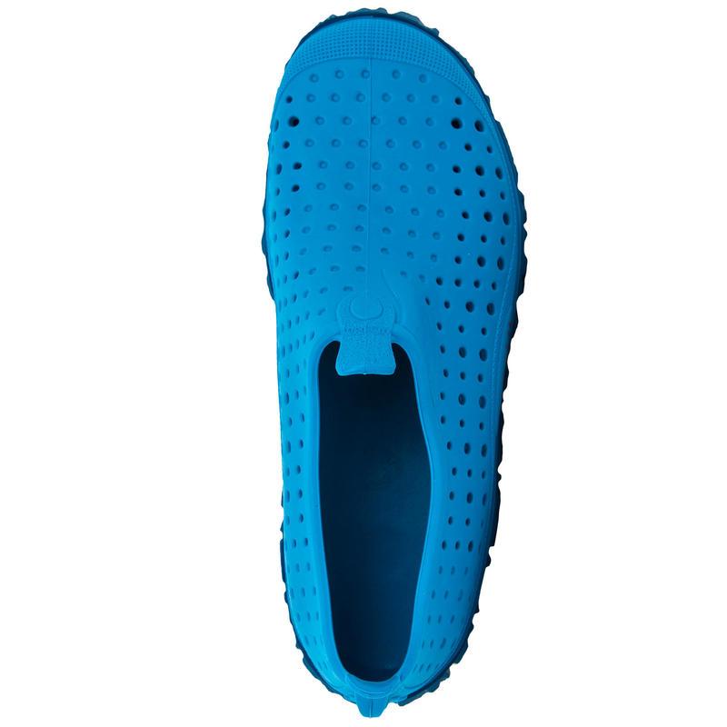 Boy's Pool Shoes Aquadots 100 - Blue