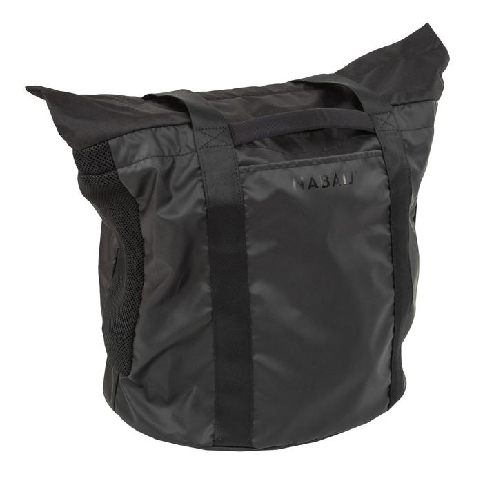 Zwemtas Kbag 100 zwart