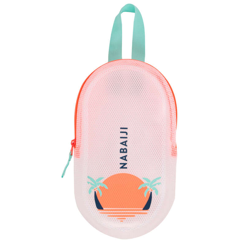 MATERIAL Swimming - Waterproof Pouch - Pink NABAIJI - Poolside Accessories