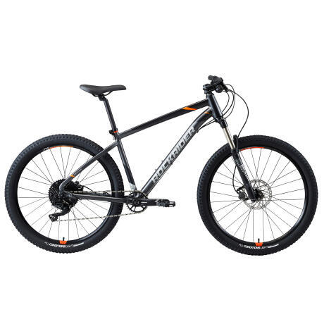 VTT-ROCKRIDER-ST-900 GREY-ORANGE