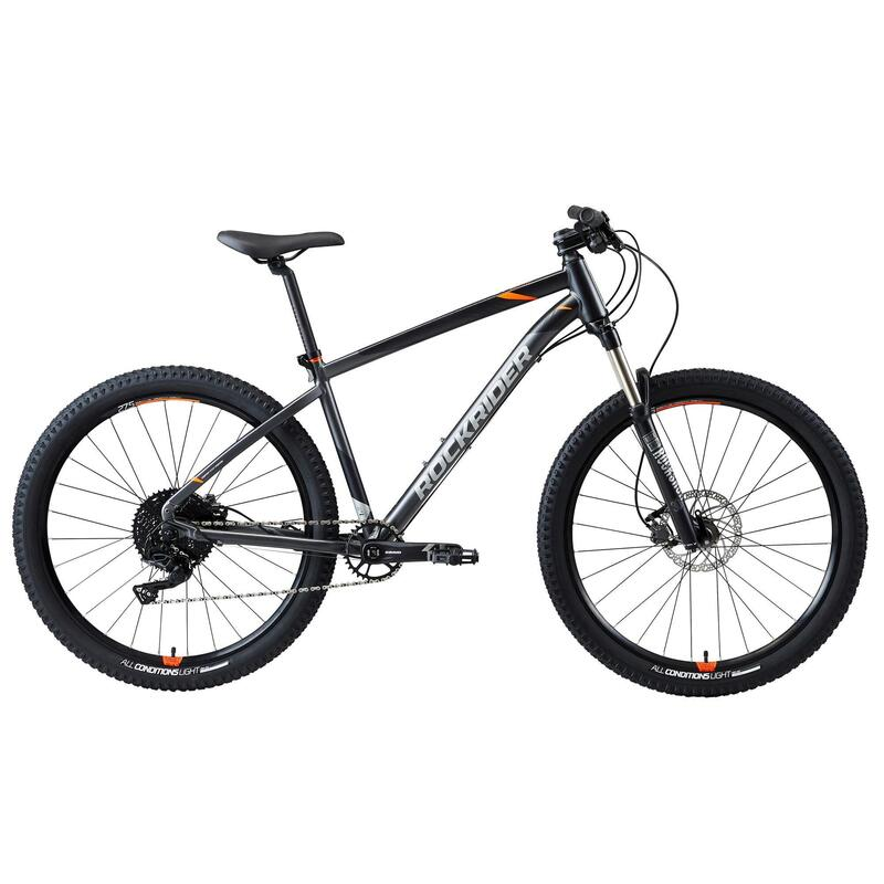 "27.5"" Mountain Bike ST 900 - Grey/Orange"