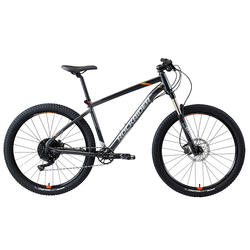 VELO VTT ST 900 GRIS ORANGE 27,5""