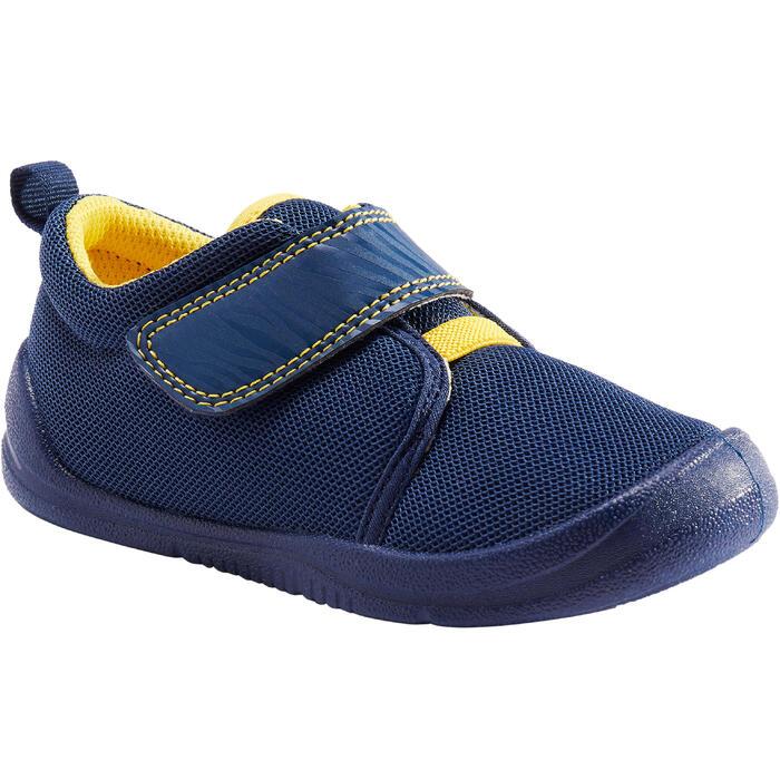 Schoenen 160 I Move First blauw/geel