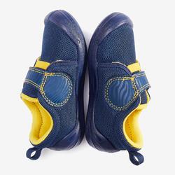 Schoenen 110 I Learn First donkerblauw/geel