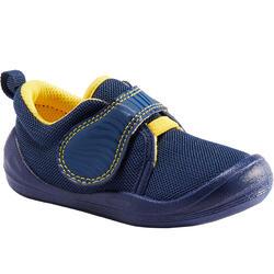Calçado Ginástica para Bebés I LEARN FIRST Tamanho 20 a 24 Azul