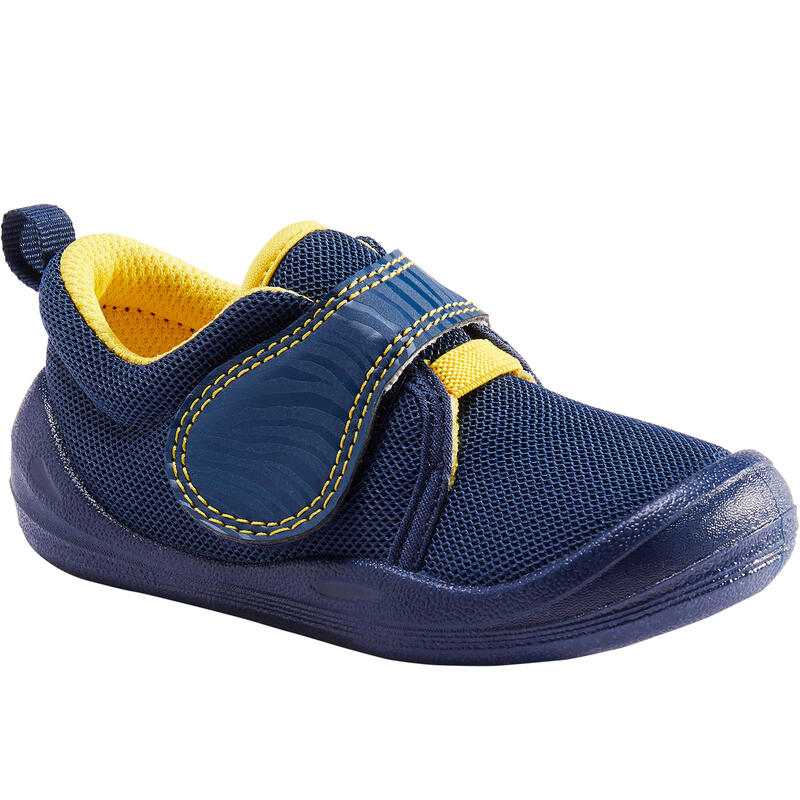 Chaussures bébé I LEARN FIRST bleues du 20 au 24