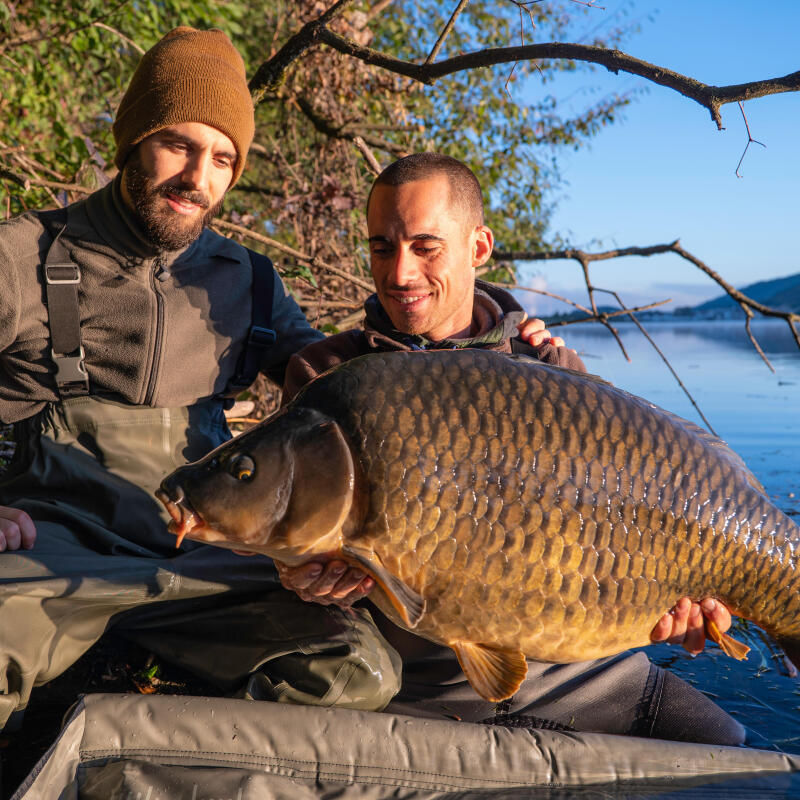 HOW TO FIND LARGE CARP