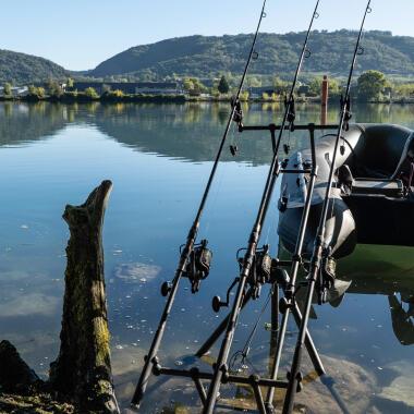 Come scegliere i supporti canne carp-fishing