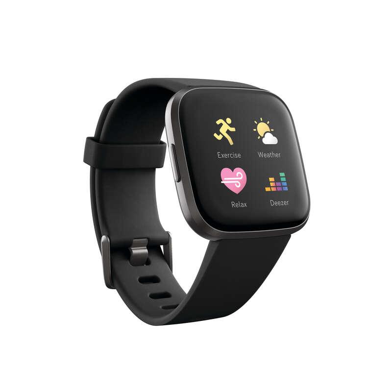 PULSKLOCKOR LÖPNING Löpning - Smartwatch Versa 2 FITBIT - Löpning 17