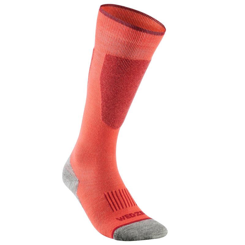 Ski Socks New Coral