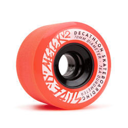 4 ruedas LONGBOARD SLIDE 70 mm 76a