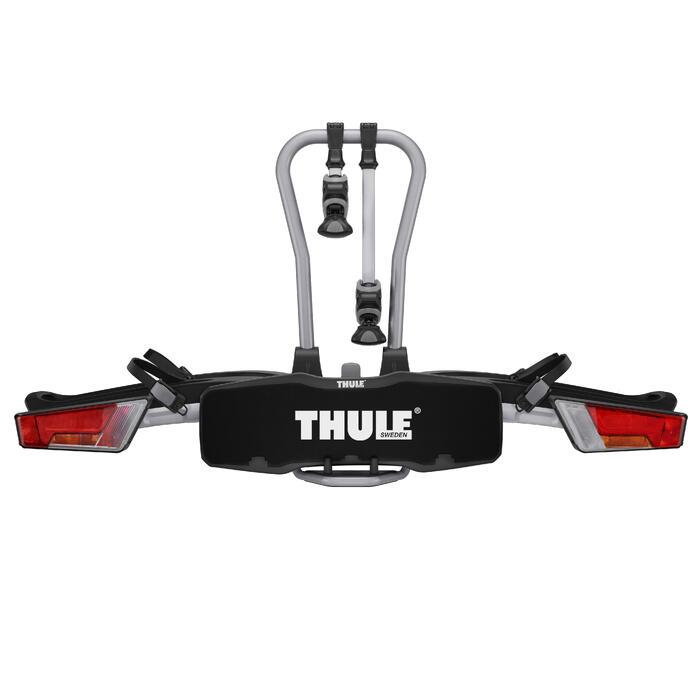 Opvouwbaar fietsendrager Thule Easyfold 931 voor 2 fietsen 13-polig