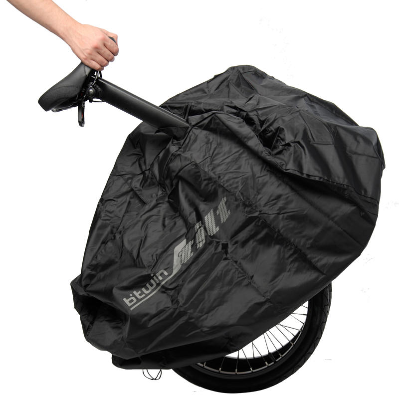 Folding Bike Protection and Transport Cover