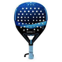 Padelschläger PR530 schwarz/blau