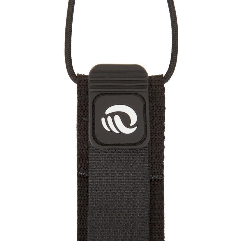Surfboard Leash 7' 7mm - Black