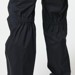 Women's Running Trail Waterproof Pants - Black
