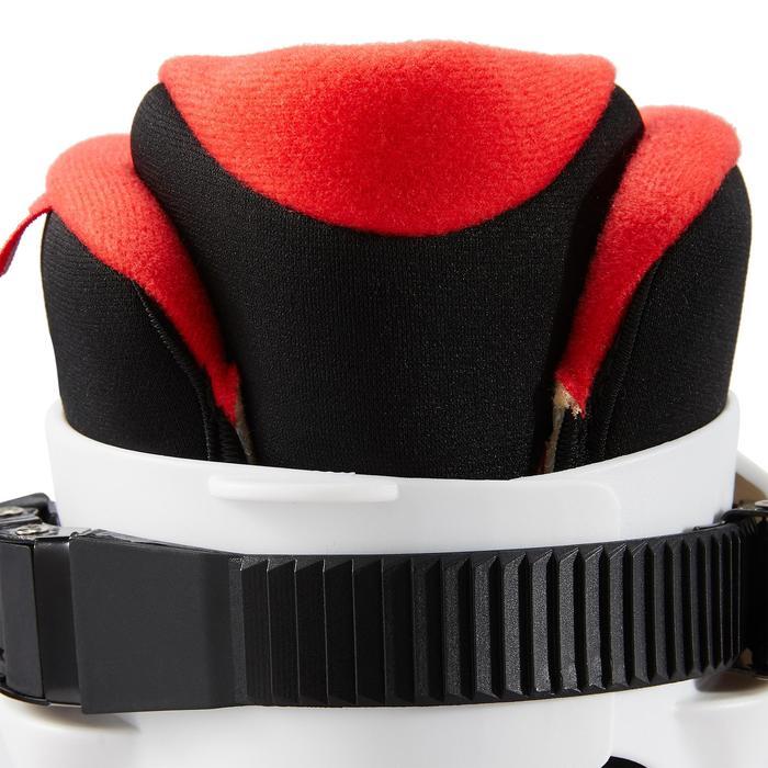 Freeride skeelers voor volwassenen Zoom 100 rood wit