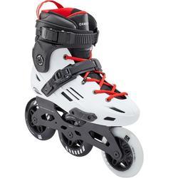 Adult Hardboot Freeskate Skates MF900 - White