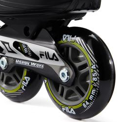Roller fitness FILA PRIMO AIR ZONE 84 mm MAN Black Lime