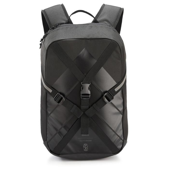 20-Litre Inline Skating Backpack BP100 - Black
