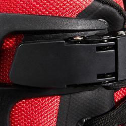 Patins em Linha Adulto Homem Powerslide PHUZION RADON 3x90mm Preto Vermelho