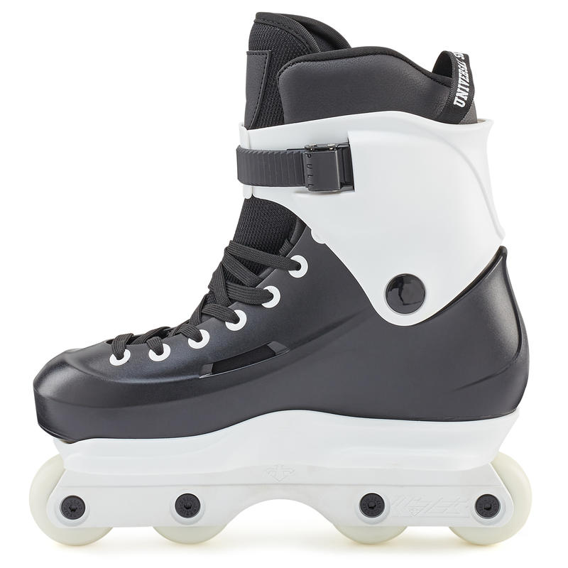 Adult Aggressive Inline Skates USD Sway - Black/White
