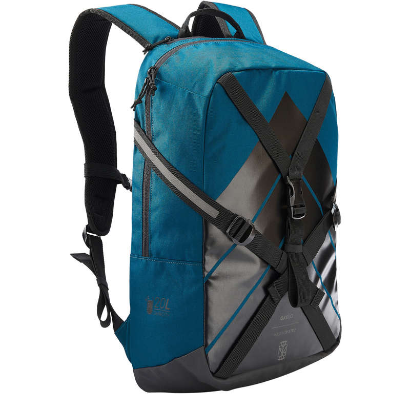 BAGS AND ACCESORIES Bags - Backpack BP100 - Blue OXELO - Bags