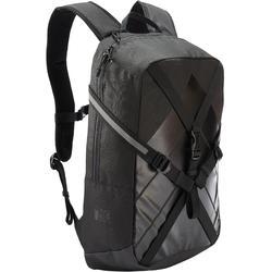 直排輪背包100-黑色