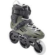 Adult Hardboot Freeskate Skates MF900 - Khaki