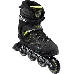 Roller fitness FILA PRIMO AIR ZONE 84mm MAN Black Lime