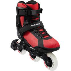 Roller en Línea Adulto Hombre Powerslide PHUZION RADON 3x90mm negro rojo