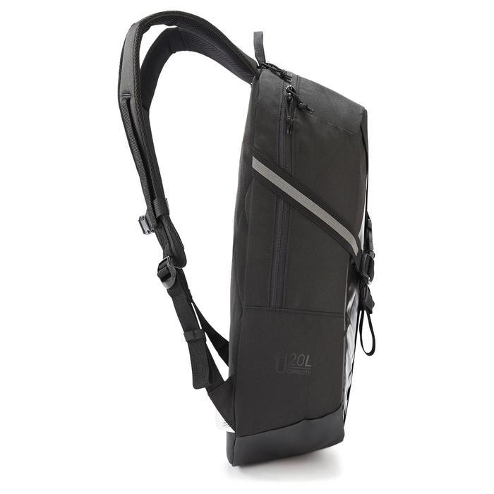 Inliner-Rucksack BP100 20 Liter schwarz