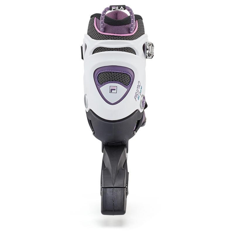 Lady's 84mm Fitness Inline Skates Fila Primo Air Zone - Purple