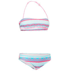 Bikini voor meisjes Liloo 100 turquoise