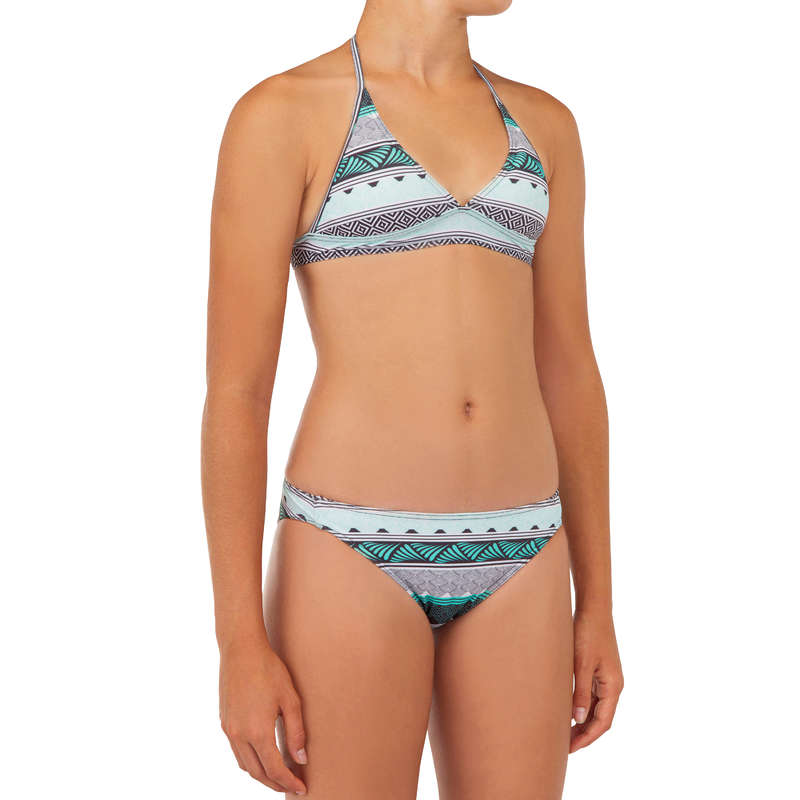GIRL'S SWIMSUITS Surf - TAMI 100 - TAMARA BLACK OLAIAN - Surf Clothing