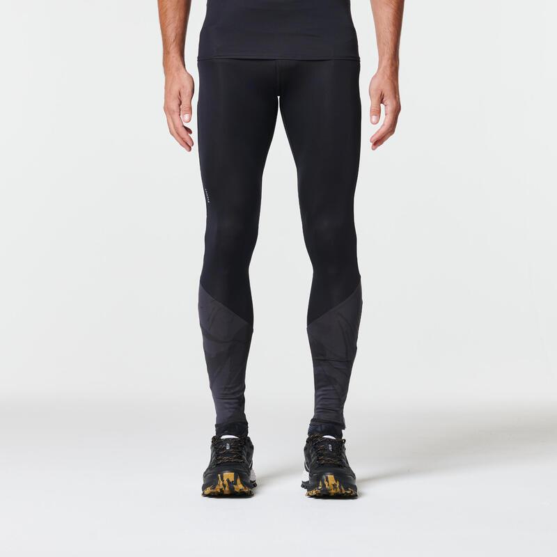 Erkek Siyah Tayt / Arazi Koşusu