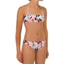 Bikini voor meisjes Liloo 100 zwart