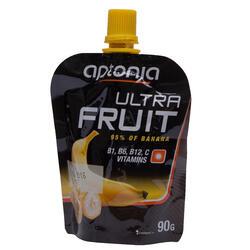 Vruchtenmoes Ultra Fruit 500 banaan 4x90 g - 176247