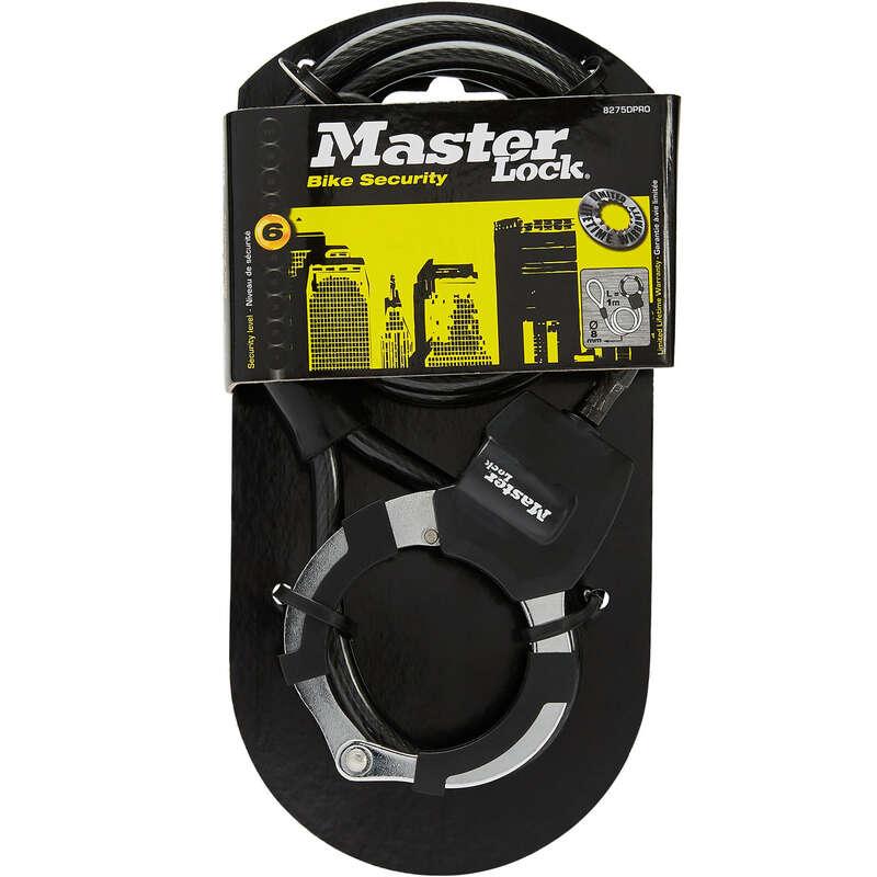 Zubehör Kinder Scooter Sport- und Reisetaschen - Diebstahlschloss Masterlock  MASTER LOCK - Sport- und Reisetaschen