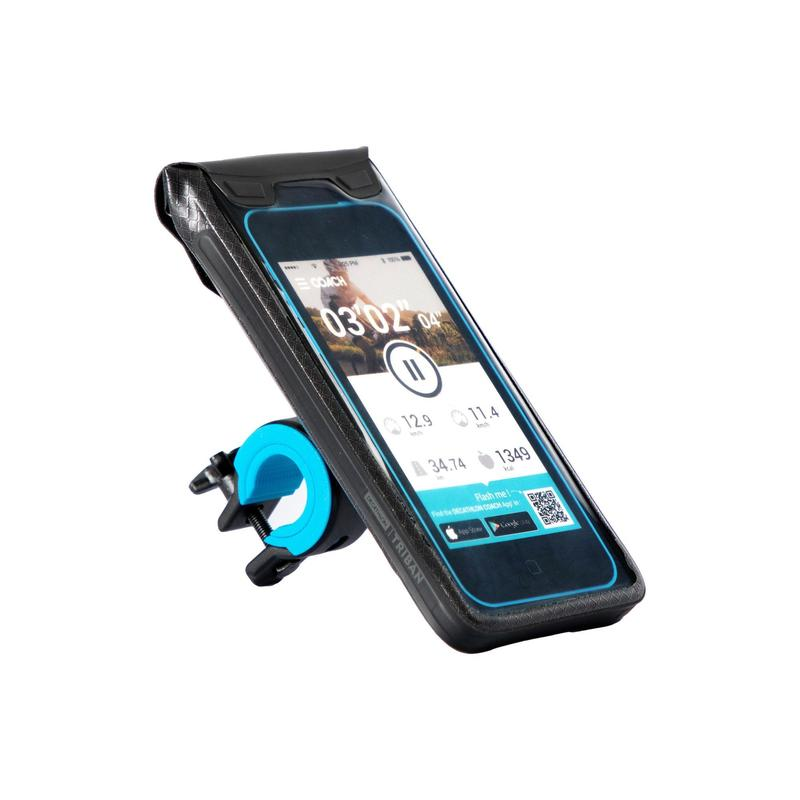 Supports smartphone