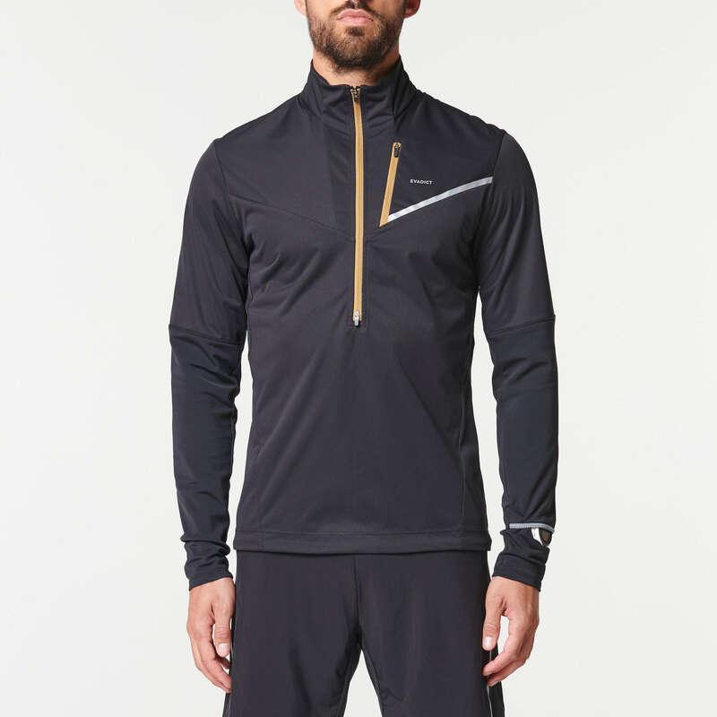 ERKEK ARAZİ KOŞUSU GİYİM Koşu - SOFTSHELL ÜST EVADICT - Erkek Koşu Kıyafetleri