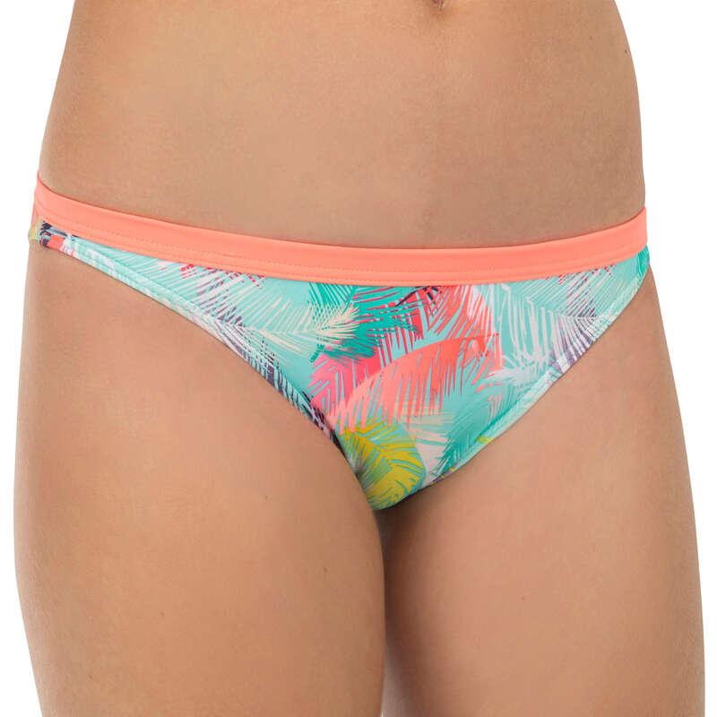 Lány fürdőruha Strand, szörf, sárkány - Női fürdőruha Maeva 500 OLAIAN - Bikini, boardshort, papucs