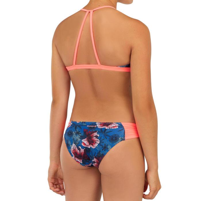 Meisjes Bikini broekje Malou 500 blauw