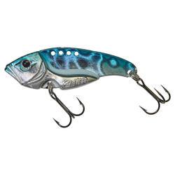Kunstaas voor roofvissen Kaiju Blade 43 Blue Alive