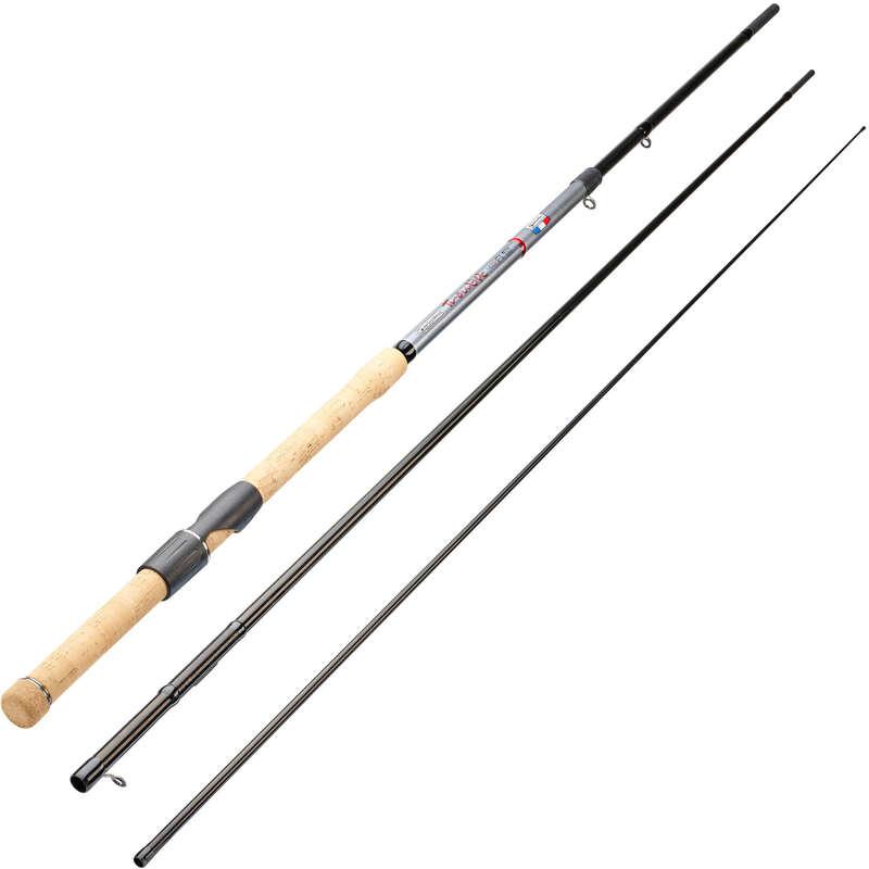 SZETTEK BOTOK Horgászsport - Horgászbot Troutist FI SRS 4.5 GARBOLINO - Ragadozóhalak horgászata
