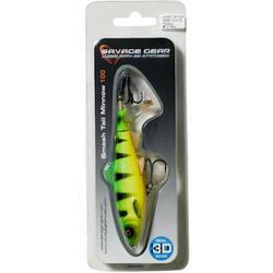 Poisson nageur pêche aux leurres carnassier 3D SMASHTAIL 10 CM FT