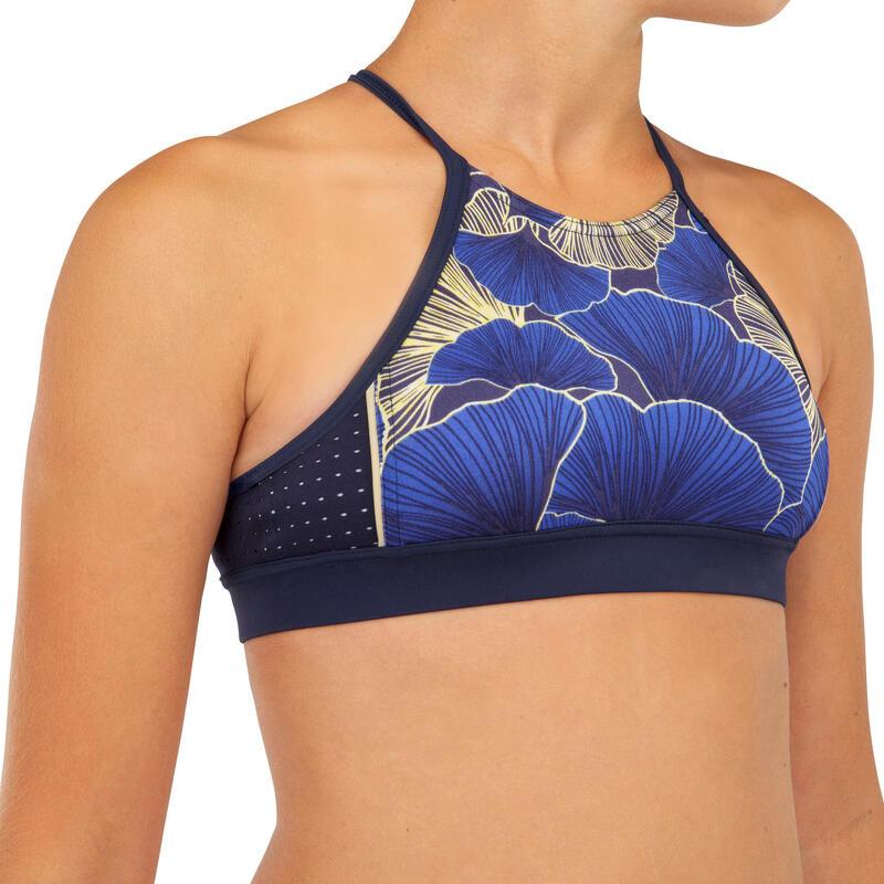 Top Bikini Surf Baha 900 Niña Azul