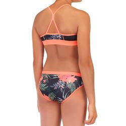 Broekje voor surfbikini meisjes Mas 900 zwart