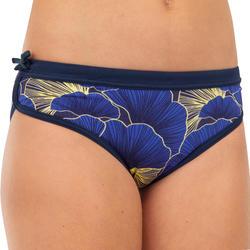Broekje voor surfbikini meisjes Mas 900 blauw